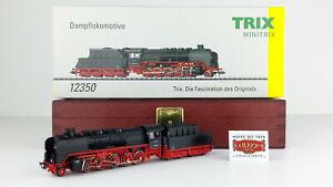 MINITRIX-N-12350-DAMPFLOK-BR-50-DB-EP-III-CLUB-TRIX-2011-TOP