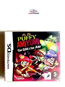 Puffy-Amiyumi-Genie-amp-Amp-Nintendo-DS-Nintendo-Spa-Scelle-Neuf-Nouveau-Scelle