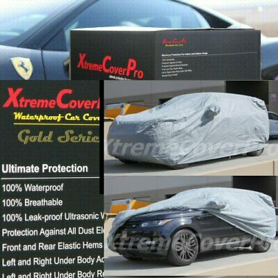 RANGEROVER EVOQUE 2011 ON Quality Breathable Full Car Cover Water Resistant