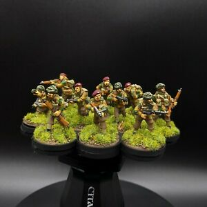 Well-Painted-28mm-Bolt-Action-British-Airborne-Squad-1-10-Men