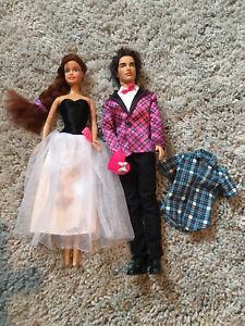 Barbie Set mit Hochzeit Barbie & Ken schwangere Barbie - Heistenbach, Deutschland - Barbie Set mit Hochzeit Barbie & Ken schwangere Barbie - Heistenbach, Deutschland