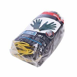 Honeywell Workeasy Black PU Work Gloves size 6 to 11 - Pack of 10