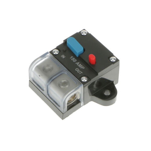 150 Ampere 0 Oder 4 Querschnitt AWG Schutzschalter 12-Volt-Car-Audio-Sicherung