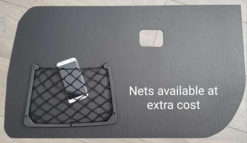 4x BMW E36 COUPE-M3-328-325 *FULL SET Lightweight Carbon Effect Door Card Panels