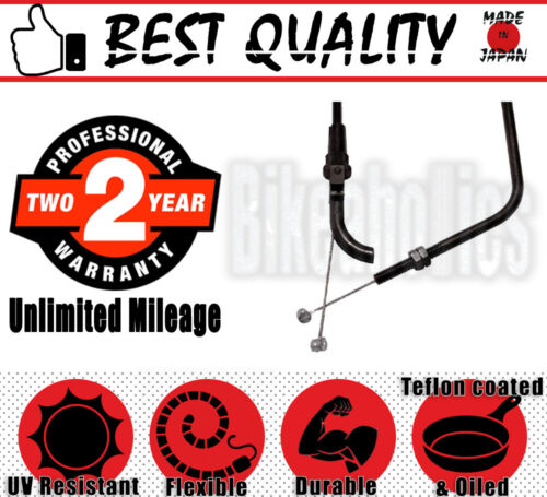 Triumph Thunderbird 900-1996 Premium Quality Throttle Cable 82Cm