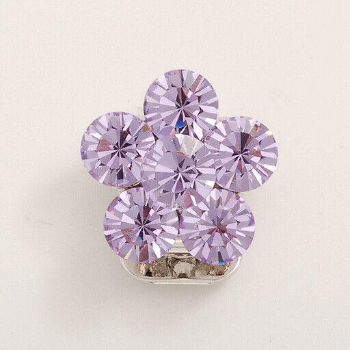 Popits Mini Flower Child Violet Charms