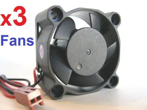 Quiet version Cisco WS-C2912-XL-EN Fan Kit 3x new fans for 2900 Series 2912 2924