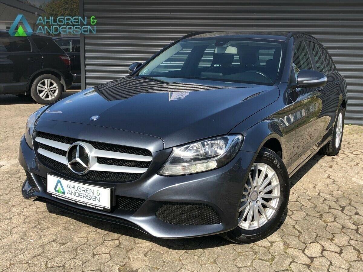 Mercedes C200 1,6 BlueTEC stc. 5d