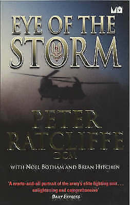1 of 1 - Eye of the Storm: Twenty-Five Years In Action With The SAS: 25 Years in Action w