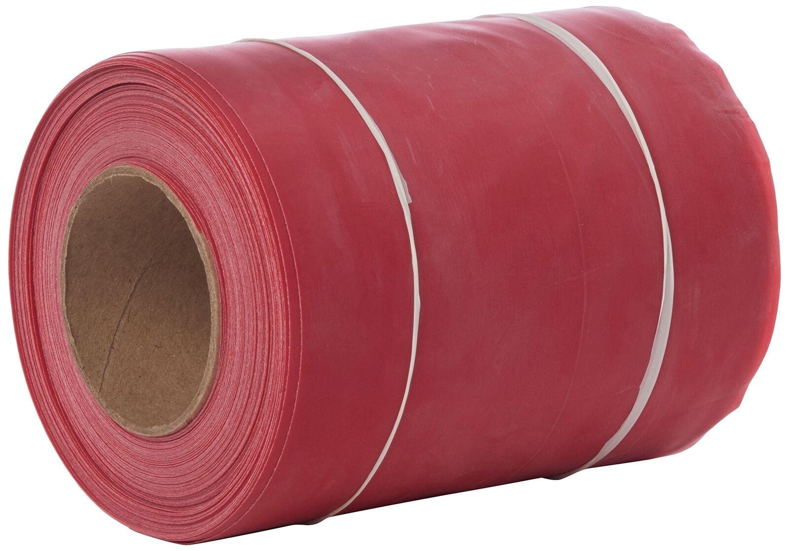 Rolyan Bande moyen de résistance d'alimentation Exercice Bande Rolyan 25 m-Rouge 4e5e39