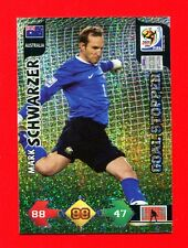 SOUTH AFRICA 2010 - Adrenalyn Panini - Card Goal Stopper - SCHWARZER - AUSTRALIA