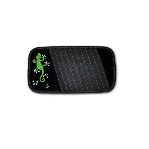 New CD Visor Organizer Gecko Design For Auto 1PC Nature Animal Lovers