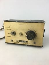 Vintage Heathkit Motor Speed Control Box Model Gd 973 A Series 650 8671