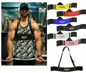 Heavy-Duty-Arm-Blaster-Body-Building-Bomber-Bicep-Curl-Triceps-Muscle-Fitness