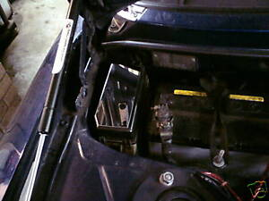 mr2 mk3 roadster polished stainless fuse box cover vvti ebay MR2 Power Steering Pump image is loading mr2 mk3 roadster polished stainless fuse box cover