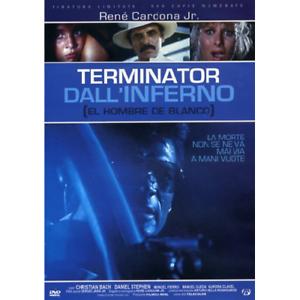 Terminator-Dall-039-Inferno-Ed-Limitata-E-Numerata-Dvd-Nuovo