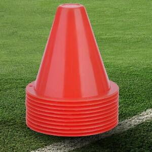 10pcs-Soccer-Training-Cone-Football-Barriers-Plastic-Marker-Holder-Accessories