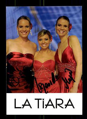 National Sammeln & Seltenes Kraftvoll La Tiara Autogrammkarte Original Signiert ## Bc 75108 Seien Sie Freundlich Im Gebrauch