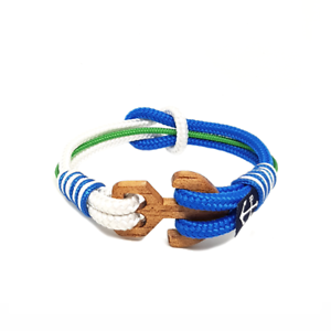 Anchor-Bracelet-Nautical-Rope-Bracelet-Sailing-Mens-Womens-Handmade-Reef-Knot