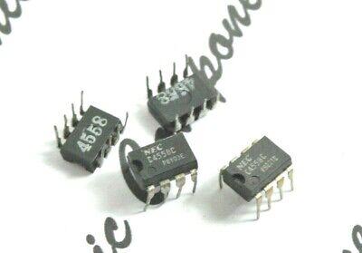 NEC 8P DIP IC 2 pcsUPB553C