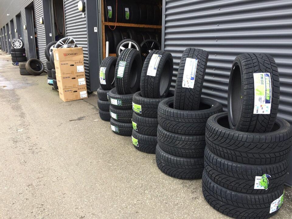 Vinterdæk, Pirelli, / 255 / 55 R18