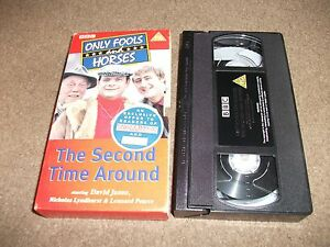 ONLY FOOLS amp HORSES VHS CASSETTETHE SECOND TIME AROUNDVERY GOOD CONDITION - <span itemprop='availableAtOrFrom'> Gloucestershire, United Kingdom</span> - ONLY FOOLS amp HORSES VHS CASSETTETHE SECOND TIME AROUNDVERY GOOD CONDITION -  Gloucestershire, United Kingdom