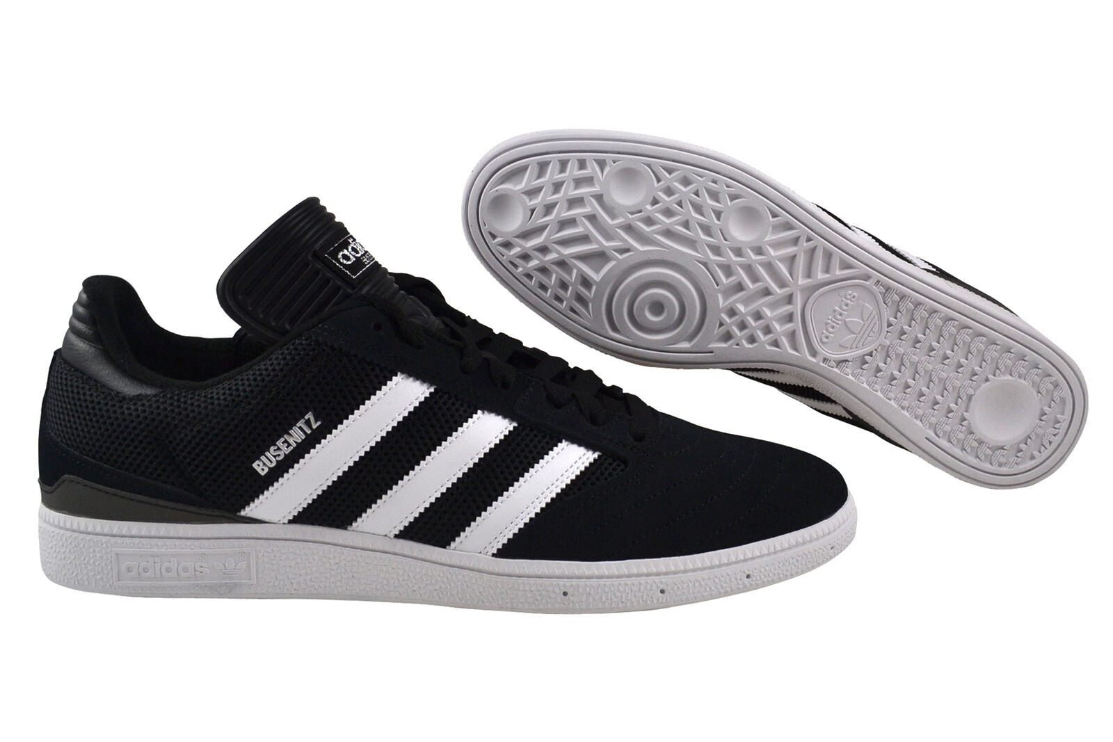 Adidas Busenitz black/white/silver Sneaker/Schuhe F37347 schwarz