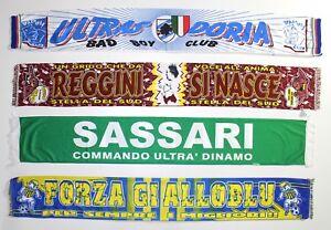 61359d27f9 Image is loading  Sampdoria-Scarf-Ultras-Doria-Reggiana-Sassari-Hellas-Verona-