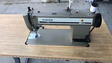 Singer Industrial Sewing Machine Used Model 591d300ad