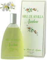 Cologne Eau De Toilette Water Fresh Orange Blossom By Aire De Sevilla For Woman