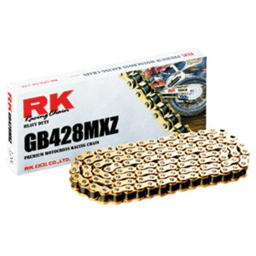 RK MXZ Heavy Duty MX Enduro Chaîne
