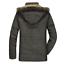 Men-039-s-Warm-Down-Cotton-Jacket-Fur-Collar-Thick-Winter-Hooded-Coat-Parka-Outwear thumbnail 3