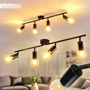 Decken Leuchten Lampen Wohn Schlaf Zimmer Beleuchtung Flur Dielen Strahler Retro