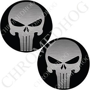 medallion decal insert for harley brembo brake calipers m punisher rh ebay com hd skull logo harley davidson skull logo wallpaper