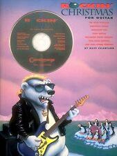 Rockin' Christmas for Guitar Sheet Music Guitar Book and CD NEW 000000171