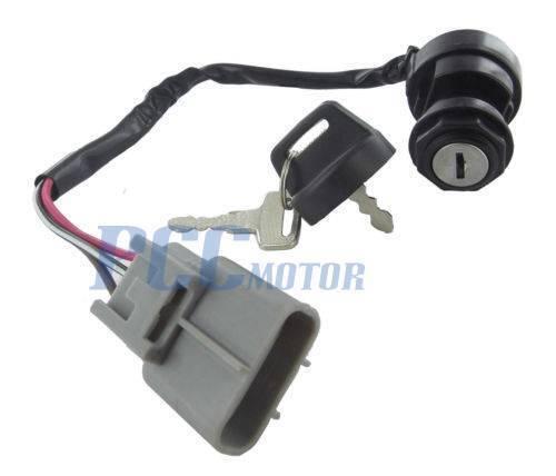 Ignition Key Switch YAMAHA GRIZZLY YFM 660 YFM660 2002-2008 U KS41