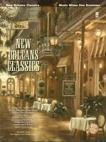 Orleans Classics Drum Play Along Music Minus One Book And Cd 000400029