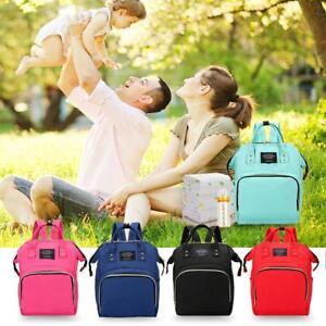 Mama-maternidad-panal-panales-bebe-grande-capacidad-Bolsa-viaje-mochila-bols