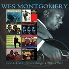 The Classic Recordings 1960 - 1962 Wes Montgomery Audio CD