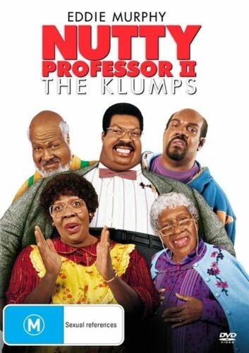 1 of 1 - The Nutty Professor II - Klumps (DVD, 2017)