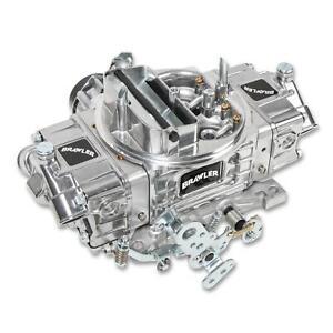 Details about Brawler BR-67255 Carburetor, Mechanical Secondary, 650 CFM