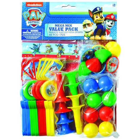 Paw Patrol Mega Mix Value Pack 48 Pieces