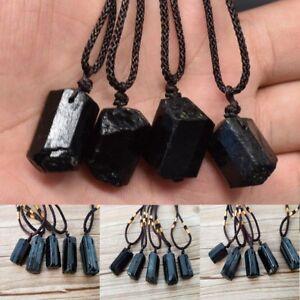 20G-Bulk-Rough-Natural-Black-Tourmaline-Crystal-Rock-Specimen-Healing-Stone