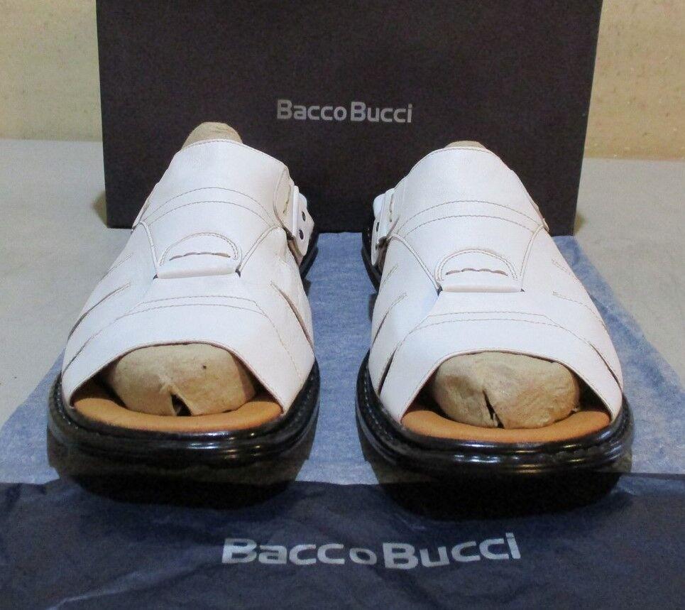 New Bacco Bucci Owen 17 EE white (6699)