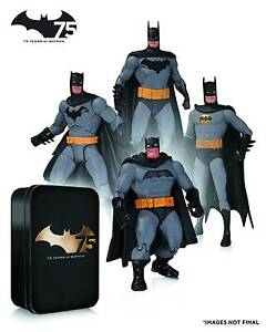 Batman-Arkham Series BATMAN 5-Pack Figurines-DC Comics livraison gratuite!