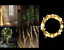 2M 20 LEDs Christmas Garland Copper Wire LED String Lamp Fairy Lights For Xmas