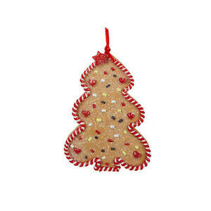 KURT S. ADLER CLAYDOUGH GINGERBREAD CHRISTMAS TREE COOKIE ...