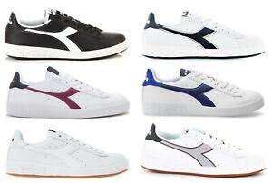DIADORA-GAME-P-scarpe-sportive-uomo-stan-sneakers-pelle-smith-casual-bianco-run