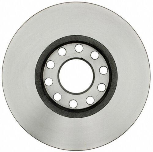 Disc Brake Rotor Front Parts Plus P980231 fits 04-05 VW Passat