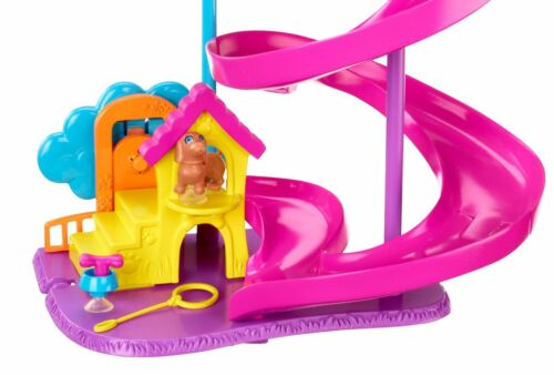 Polly Pocket Y7121-parete Party-Pet Park Playset